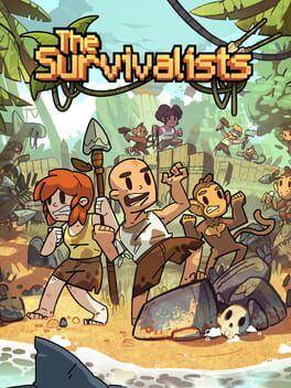 The Survivalists switch Cover Art