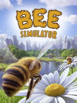 Bee Simulator ps4 Cover Art
