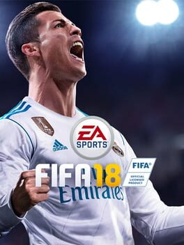 FIFA 18 ps4 Cover Art