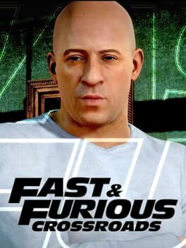 Fast & Furious: Crossroads xbox-one Cover Art
