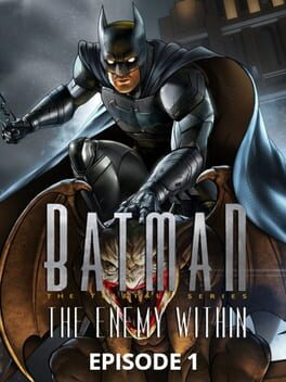 Batman: The Enemy Within - Episode 1: The Enigma