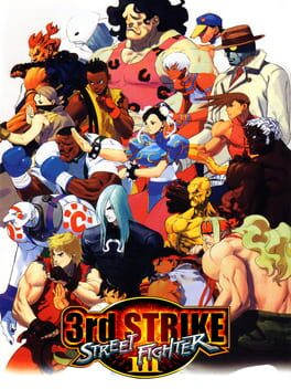 Street Fighter III: 3rd Strike