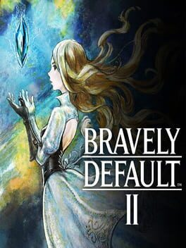 Bravely Default II switch Cover Art