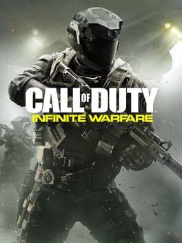 Call of Duty: Infinite Warfare cover