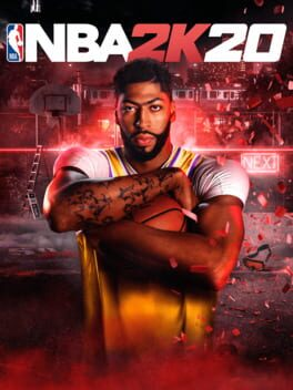 NBA 2K20 switch Cover Art