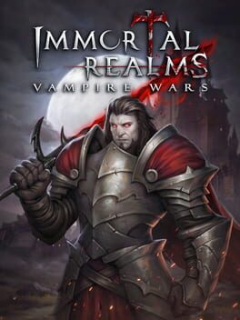 Immortal Realms: Vampire Wars switch Cover Art
