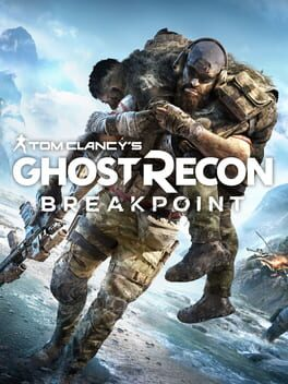 Tom Clancy's Ghost Recon: Breakpoint cover