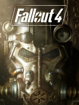 Fallout 4 ps4 Cover Art