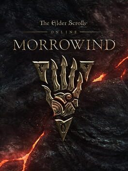 The Elder Scrolls Online: Morrowind ps4 Cover Art