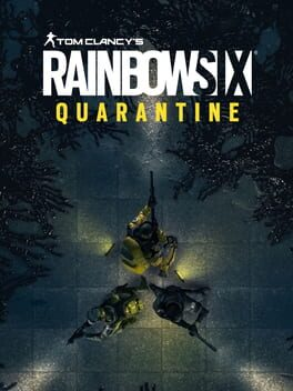 Tom Clancy's Rainbow Six: Quarantine xbox-one Cover Art