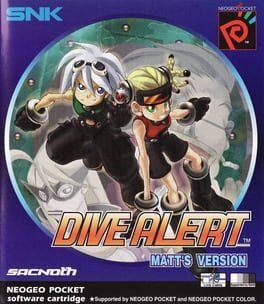 Dive Alert: Matt's Version