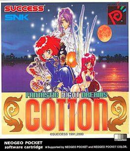Fantastic Night Dreams - Cotton Original