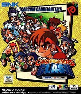 SNK vs. Capcom Card Fighters' Clash - Capcom Card Fighter's Version
