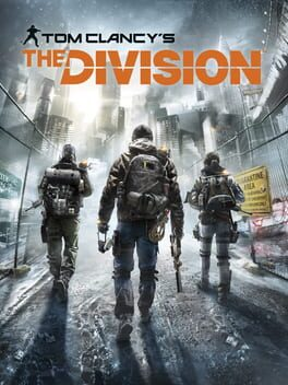 Tom Clancy's The Division xbox-one Cover Art