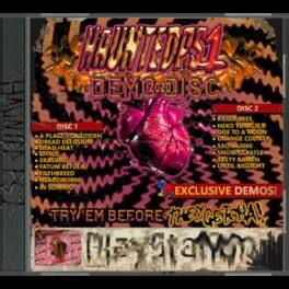 HauntedPS1 Demo Disc 2020