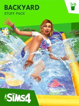 The Sims 4: Backyard Stuff
