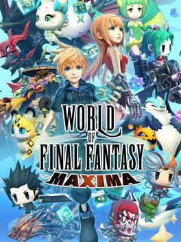 World of Final Fantasy: Maxima