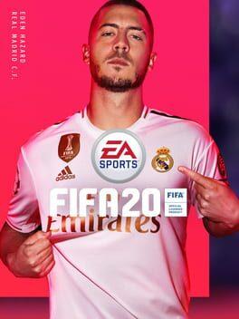 FIFA 20 ps4 Cover Art