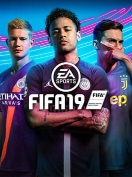 FIFA 19 xbox-one Cover Art