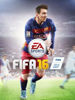 FIFA 16 xbox-one Cover Art