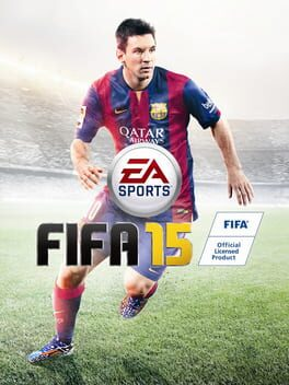 FIFA 15 xbox-one Cover Art