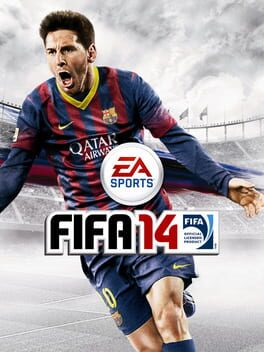 FIFA 14 ps4 Cover Art