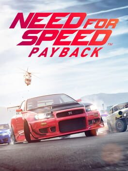 Need For Speed: Payback ps4 Cover Art