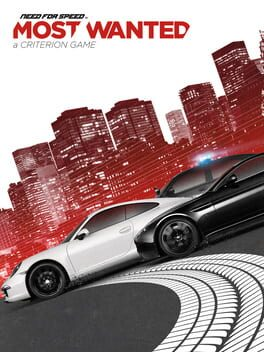 Need for Speed: Most Wanted cover