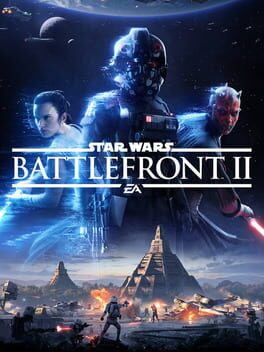 Star Wars Battlefront II xbox-one Cover Art