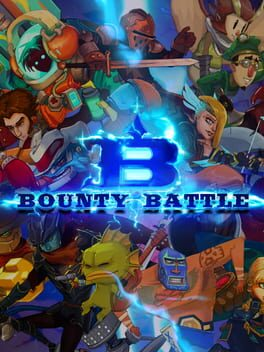 Bounty Battle switch Cover Art