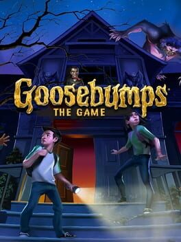 Goosebumps: The Game Cover