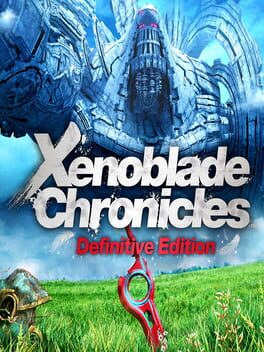Xenoblade Chronicles: Definitive Edition switch Cover Art