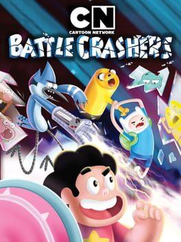 Cartoon Network: Battle Crashers switch Cover Art