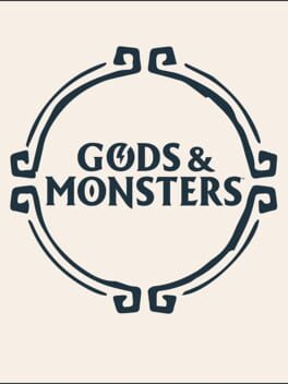Gods & Monsters switch Cover Art
