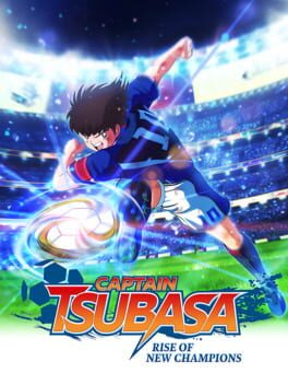 Captain Tsubasa: Rise of New Champions switch Cover Art