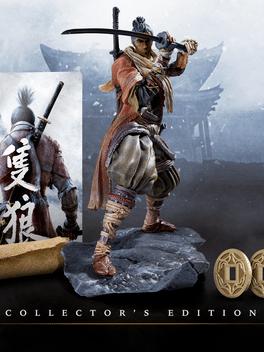 Shinobi Statue From Sekiro Shadows Die Twice Collector Edition Figure Toy No Box