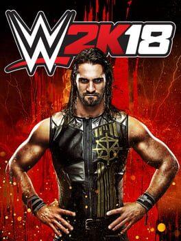 WWE 2K18 xbox-one Cover Art