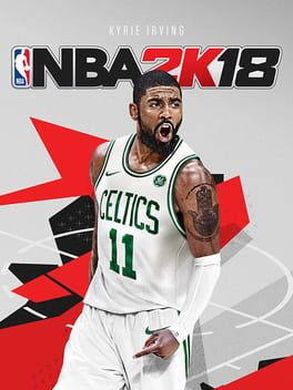 NBA 2K18 switch Cover Art