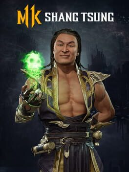 Mortal Kombat 11: Shang Tsung