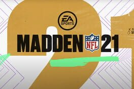 Madden NFL 21 xbox-one Cover Art