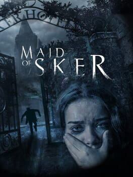 Maid of Sker ps4 Cover Art