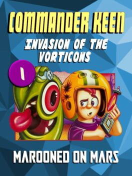 Commander Keen in Invasion of the Vorticons: Marooned on Mars