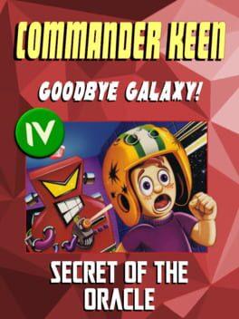 Commander Keen in Goodbye, Galaxy!: Secret of the Oracle