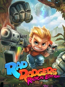 Rad Rodgers: Radical Edition switch Cover Art