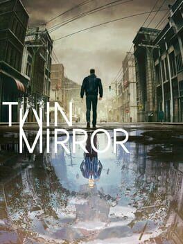 Twin Mirror xbox-one Cover Art