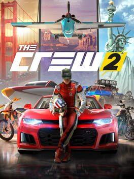 The Crew 2 xbox-one Cover Art