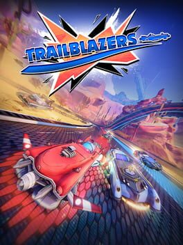 Trailblazers switch Cover Art