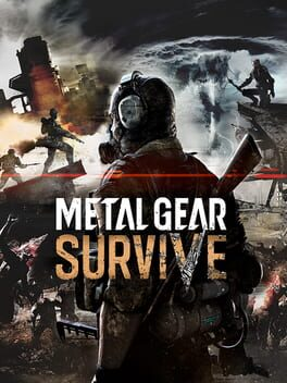 Metal Gear Survive xbox-one Cover Art