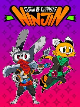 Ninjin: Clash of Carrots switch Cover Art