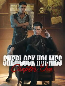 Cover of Sherlock Holmes: Chapter One